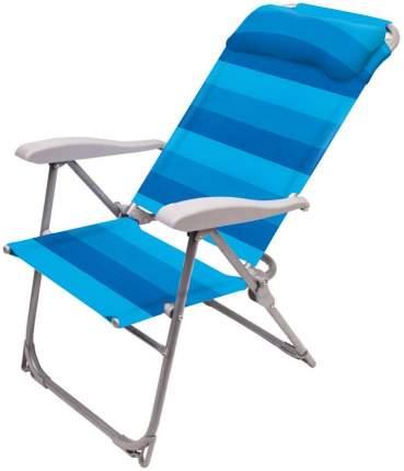 Кресло-шезлонг НИКА 2 складное К2 Синий