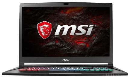 Ноутбук игровой MSI GS73VR 7RG-070RU 9S7-17B312-070