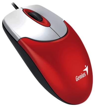 Проводная мышка Genius NetScroll 120 V2 White/Red (31010235101)