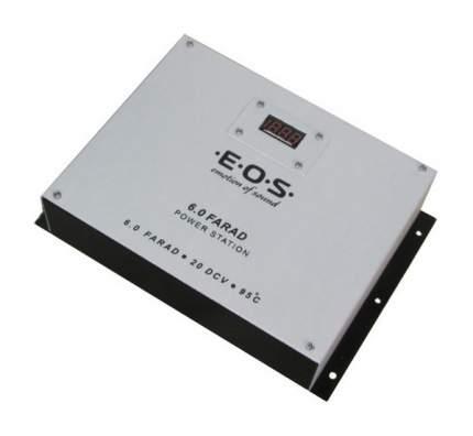 Конденсатор для автоакустики E.O.S. PS 6.0F Power Station 6Ф