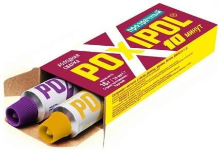 Клей эпоксидный POXIPOL 14мл 16г 00267