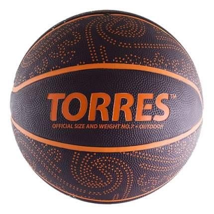Баскетбольный мяч Torres TT B00127 №7 black