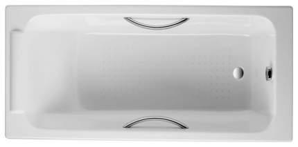 Чугунная ванна Jacob Delafon Parallel 150х70 без гидромассажа
