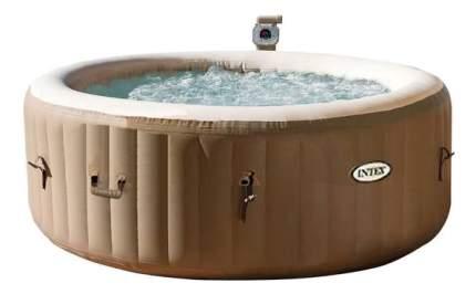 Бассейн-SPA Intex 28408 Bubble Massage 165/216х71 см, с круговым пузырьковым массажем