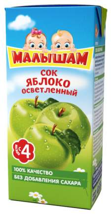 Сок Малышам Яблоко с 4 мес 330 мл
