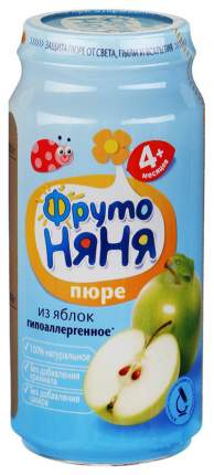 Пюре фруктовое ФрутоНяня из яблок с 4 мес. 250 г