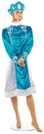 Карнавальный костюм Snowmen Снегурочка с кокошником р.М Е93324-2