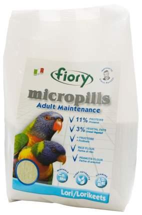 Основной корм FIORY Micropills Lori для попугаев 800 г, 1 шт