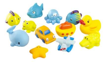 Игрушка для купания Babymoov Морские жители зеленый