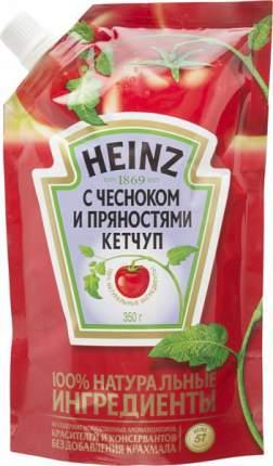 Кетчуп Heinz с чесноком и пряностями 350 г