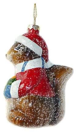 Елочная игрушка Новогодняя сказка Белочка 972507 10,5 см 1 шт.