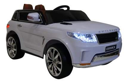 Электромобиль Range Rover Sport белый RIVERTOYS