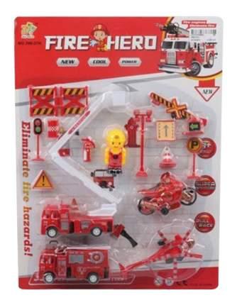 Игровой набор Пожарный Shenzhen Toys В80106