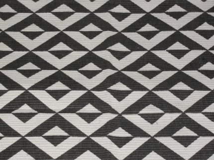 Коврик текстильный Ricotio Светотень серый