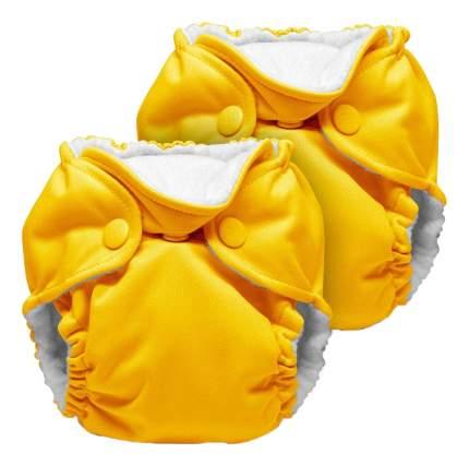 Многоразовые подгузники 2-7 кг, Dandelion Kanga Care 2 шт.