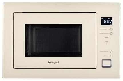 Встраиваемая микроволновая печь с грилем Weissgauff HMT-553