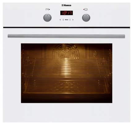 Встраиваемый электрический духовой шкаф Hansa BOEW64090015 White