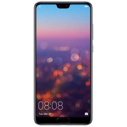 Смартфон Huawei Р20 Pro 128Gb Midnight Blue (CLT-L29)
