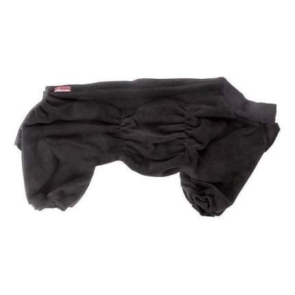 Комбинезон для собак OSSO Fashion размер XXL мужской, черный, длина спины 45 см