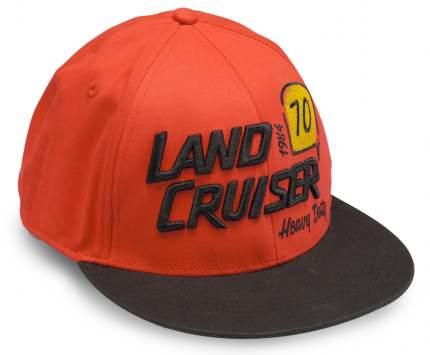 Бейсболка Toyota Land Cruiser 70 TMHRTCNU01 Grey/Red