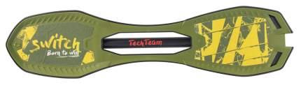 Роллерсерф Tech Team Switch 76 x 18 см зеленый