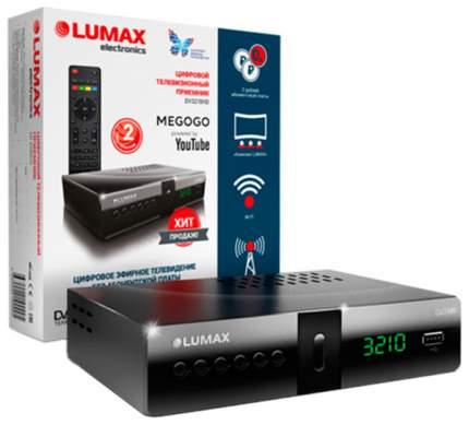 DVB-T2 приставка Lumax DV3210HD Black