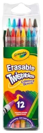 Карандаши цветные Crayola 12 шт.