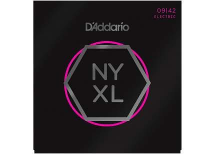 Струны для электрогитары D ADDARIO NYXL0942