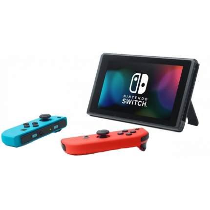 Портативная игровая консоль Nintendo New Neon Red/Neon Blue