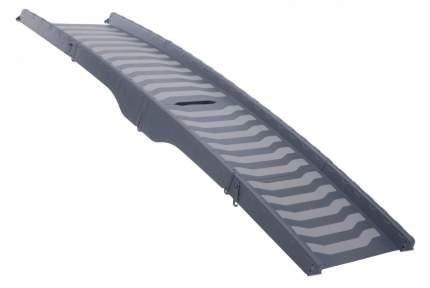 Пандус для собак TRIXIE Petwalk Folding Ramp, серый, 39 х 150 см, до 25 кг