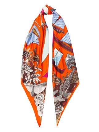 Платок женский Labbra LSZ70-962 оранжевый