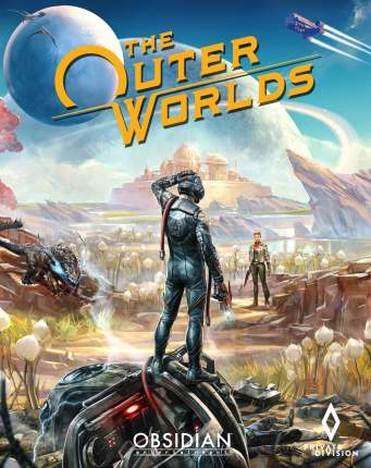 Игра The Outer Worlds для Xbox One