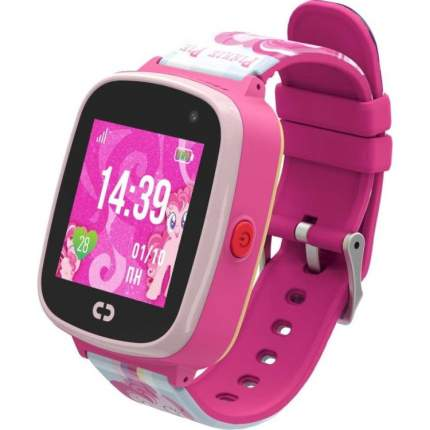 Детские смарт-часы Jet Kid Pinkie Pie Pink/Pink