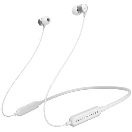 Наушники беспроводные MusicDealer ZMDH-XSW-BT White