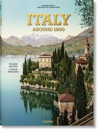 Книга Italy Around 1900: A Portrait in Color