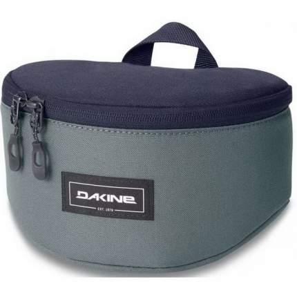 Чехол для маски Dakine Goggle Stash Dark Slate U_OS серый/синий