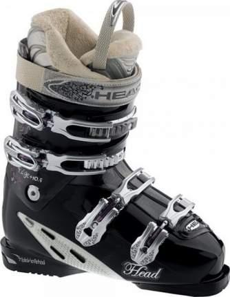 Горнолыжные ботинки HEAD Edge+ 10.5 One HF 2011, серебристые/черные, 23.5