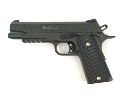 Страйкбольный пружинный пистолет Galaxy  Китай (кал. 6 мм) G.38