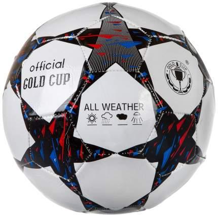 Футбольный мяч Minsa PVC №5 white/black