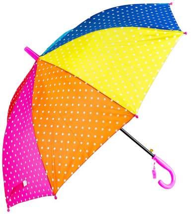 """Зонт детский """"Горошек"""", r= 50 см, длина трости: 67 см Sima-Land"""