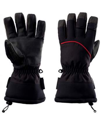 Перчатки Bask Workers Glove, черные, M