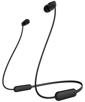 Беспроводные наушники Sony WI-C200 Black
