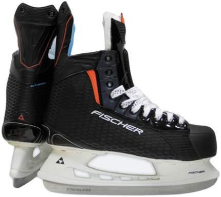 Коньки хоккейные Fischer CT250 SR черные, 41
