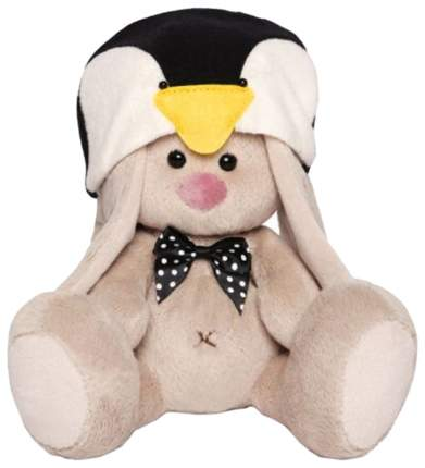 Мягкая игрушка Budi Basa Зайка Ми в шапке пингвина, 15 см