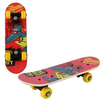 Скейтборд RGX SMALL 6 43,2 x 12,7 см разноцветный
