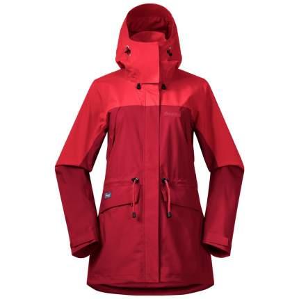 Куртка Bergans Breheimen 2L, red/fire red, M INT