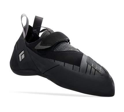 Скальные туфли Black Diamond Shadow, black, 10.5 US