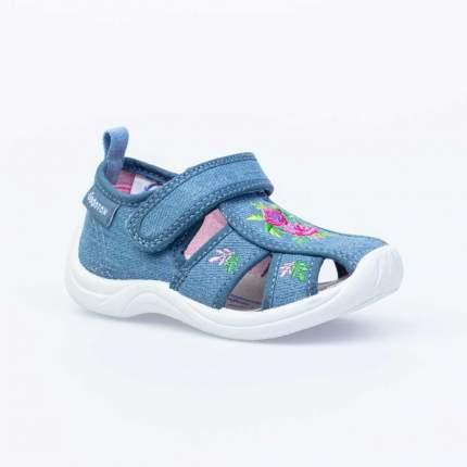 Текстильная обувь для девочек Котофей, 25 р-р