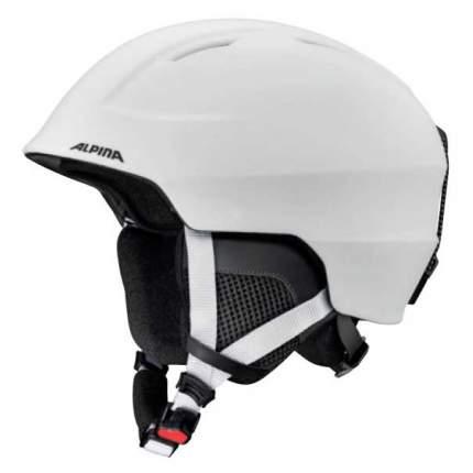 Горнолыжный шлем Alpina Chute 2019, белый, L