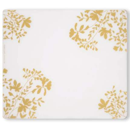 Салфетка силиконовая Modern-Twist JARDIN 40x35см, цвет золотой
